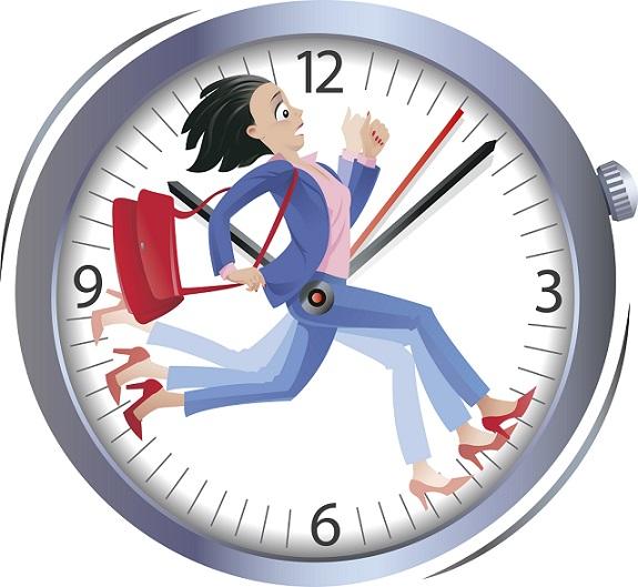 نکته مدیریتی روز: برای کارهای مهم زمان بیشتری بگذارید.
